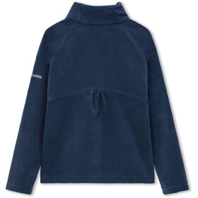 Columbia Glacial Fleece Half Zip Girls nocturnal